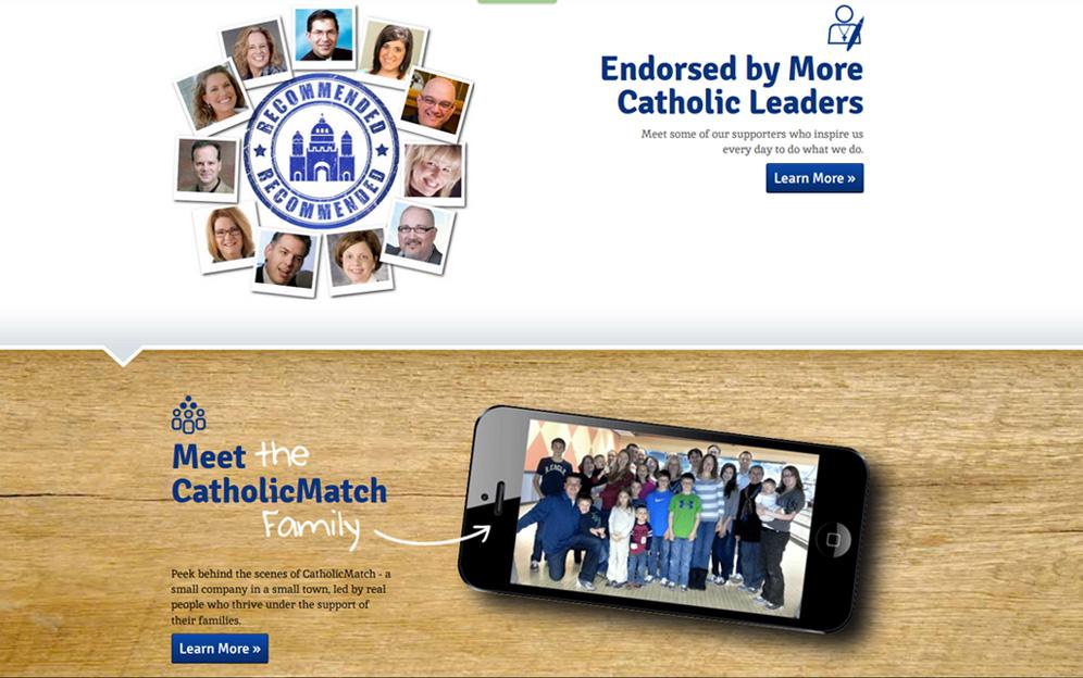 catholoc match